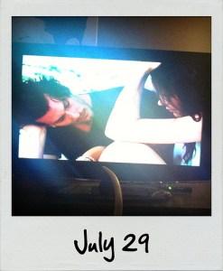 Polaroid | July 29