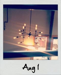 Polaroid | Aug 1
