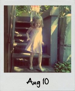 Polaroid | Aug 10