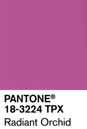 Pantone 2014