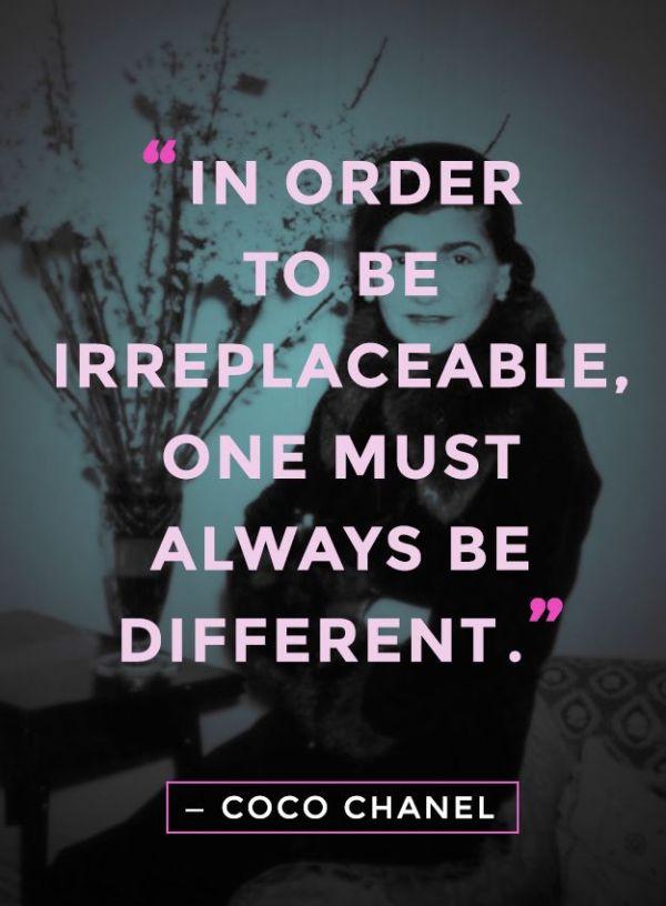 Words by Coco Chanel29a3a8e6e