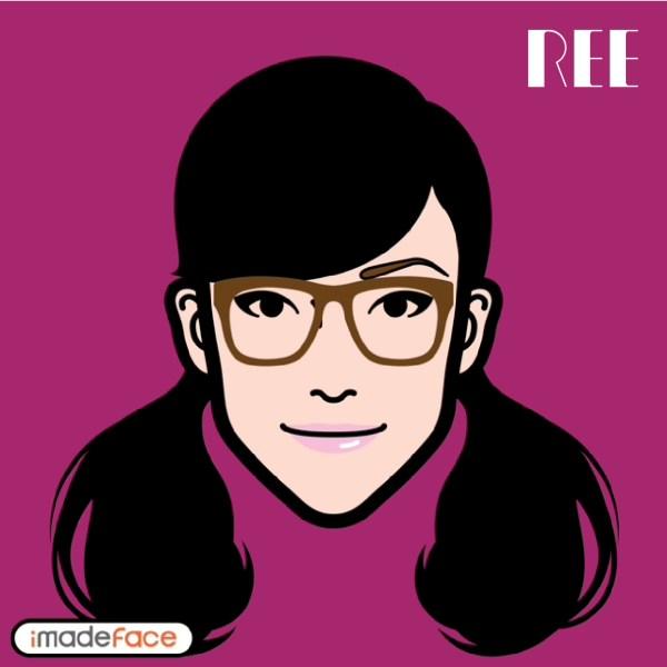 i made face