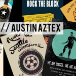 graphics {austin aztex}