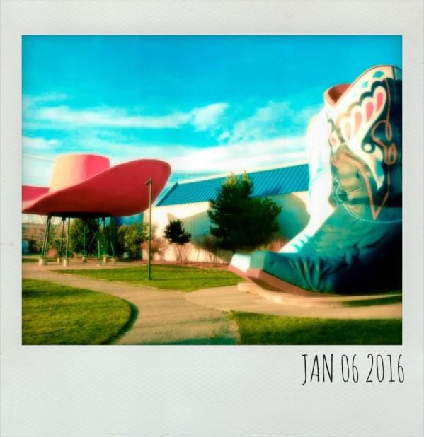 Polaroid Jan 6