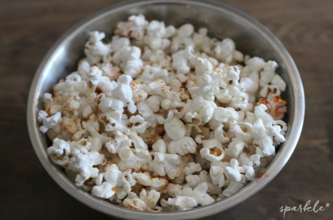 Smokey Chipotle Popcorn