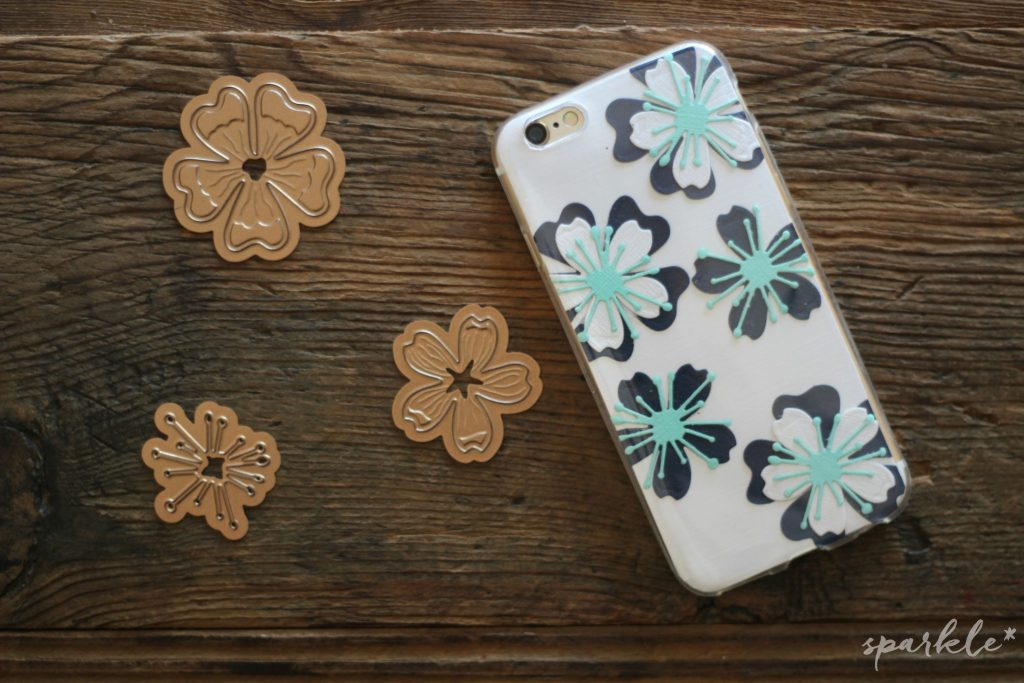 Create a one-of-a-kind phone case with die cuts!