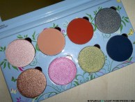sparkleoflight makeup addiction meadow palette eyeshadow reviews eyes