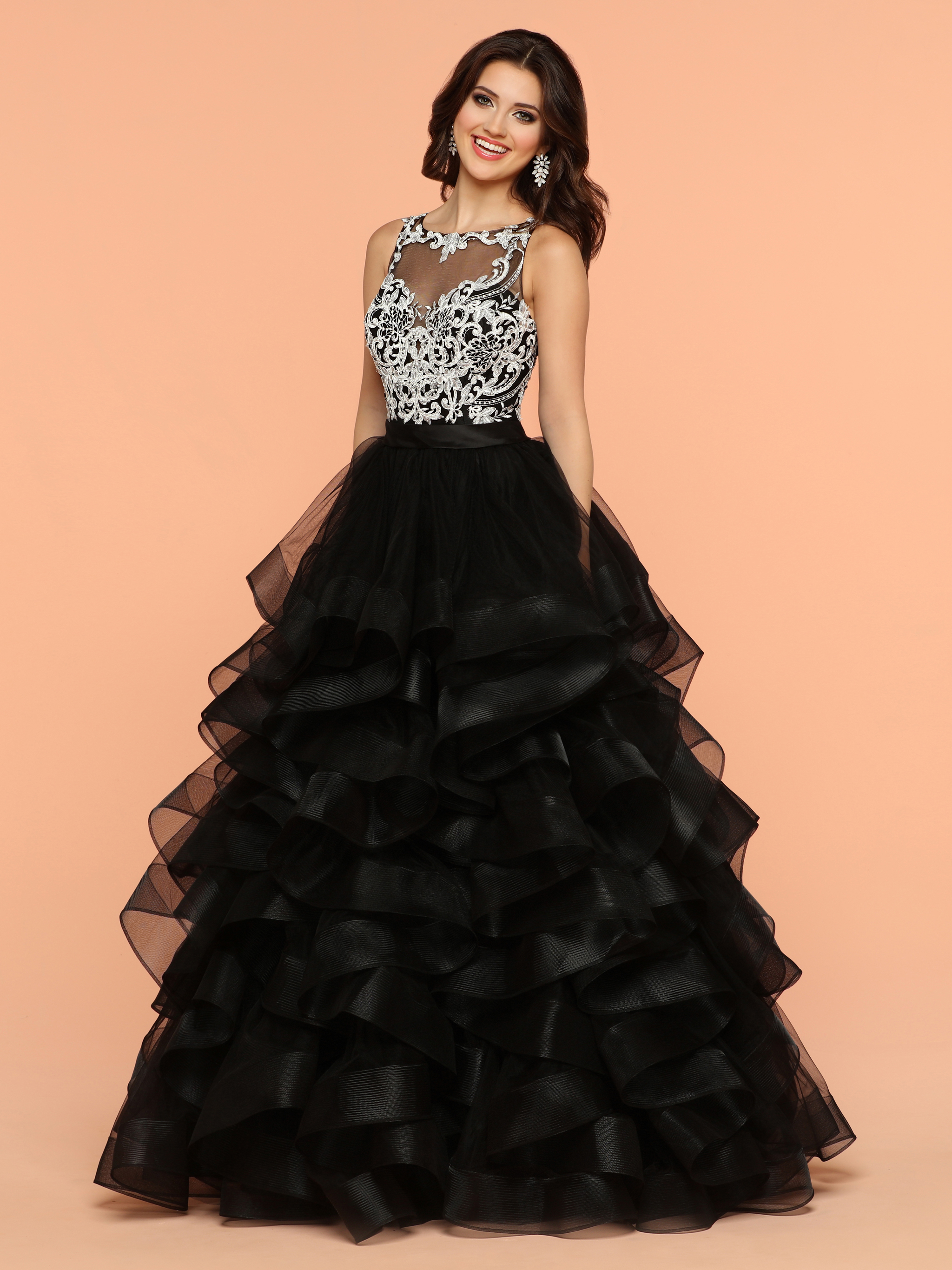 56a8102c7f1422 Top Prom Dress Trends 2019: Ball Gown Prom Dresses – Sparkle Prom Blog