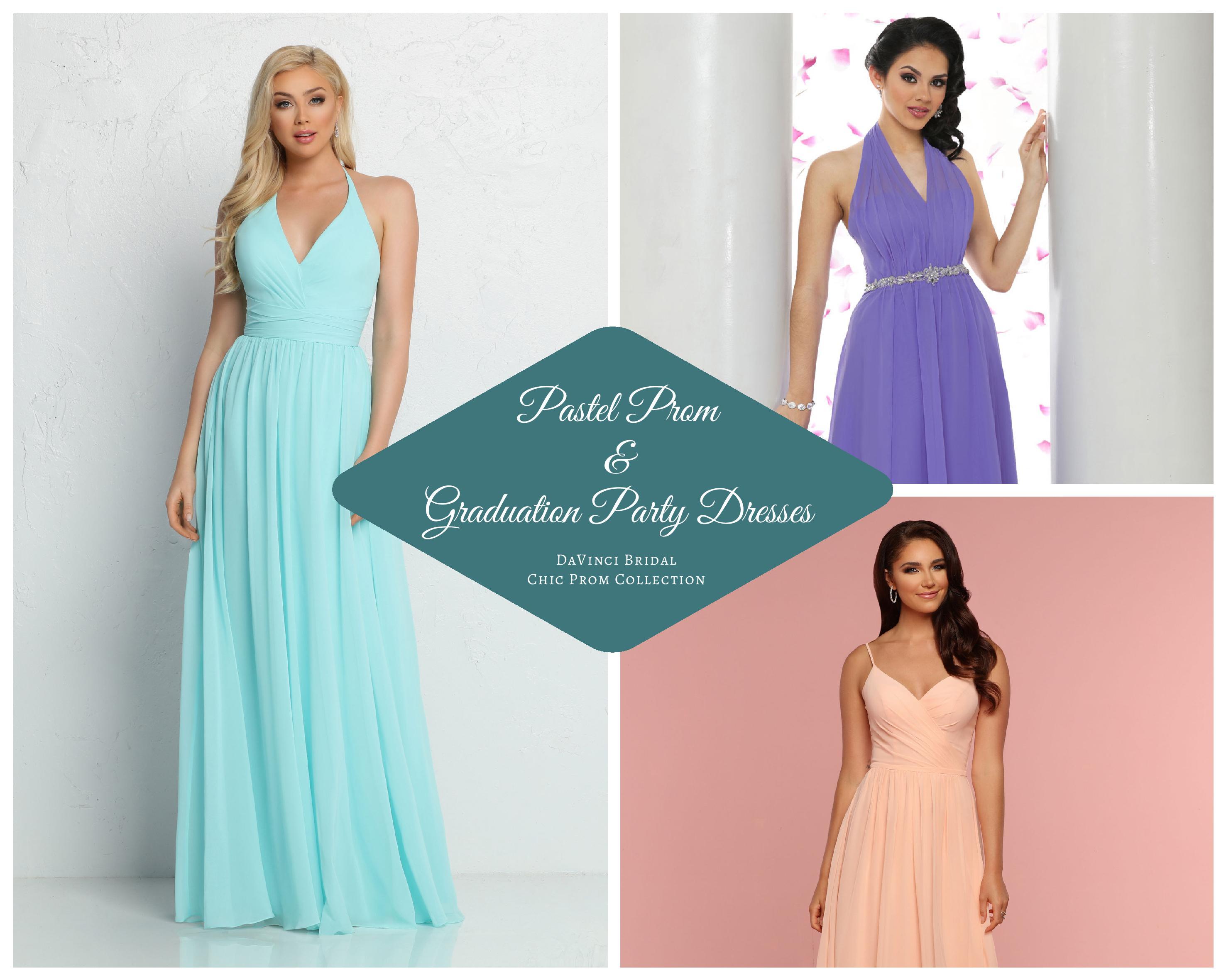 Pastel Prom & Graduation Party Dresses – Sparkle Prom Fashion Blog
