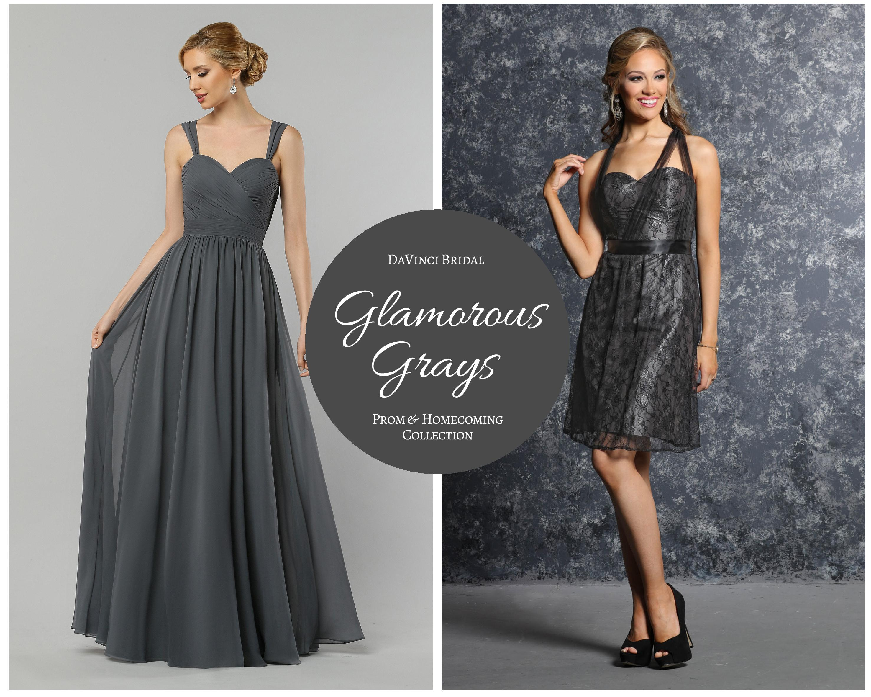Glamorous Gray Prom & Homecoming Dresses – Sparkle Prom Fashion Blog