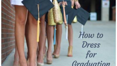 How to Dress for Graduation – Sparkle Prom Fashion Blog