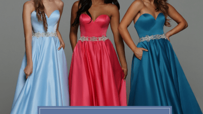 Top Prom Dress Trends 2019 Satin Prom Dresses – Sparkle Prom Blog