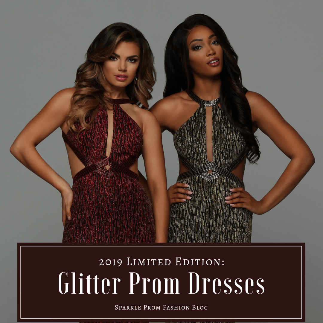 Glitter Prom Dresses 2019 Limited Edition – Sparkle Prom Fashion Blog