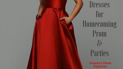 Top Prom Dress Trends 2019 Red Prom Dresses – Sparkle Prom Fashion Blog