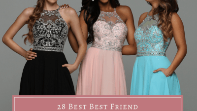 28 Best Best Friend Matching Prom Dress Ideas 2019 – Sparkle Prom Fashion Blog