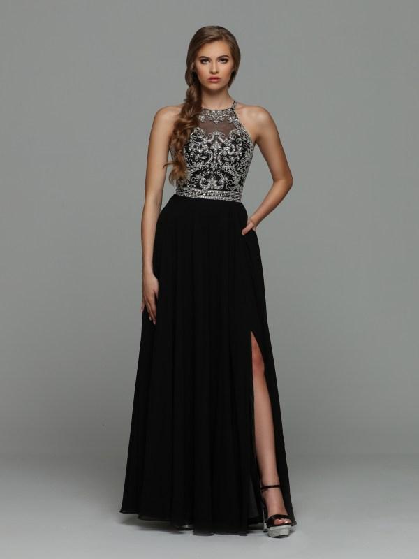 1d598ec638f Most Popular Prom Dress Colors for 2019 Black Prom Dresses – Sparkle ...