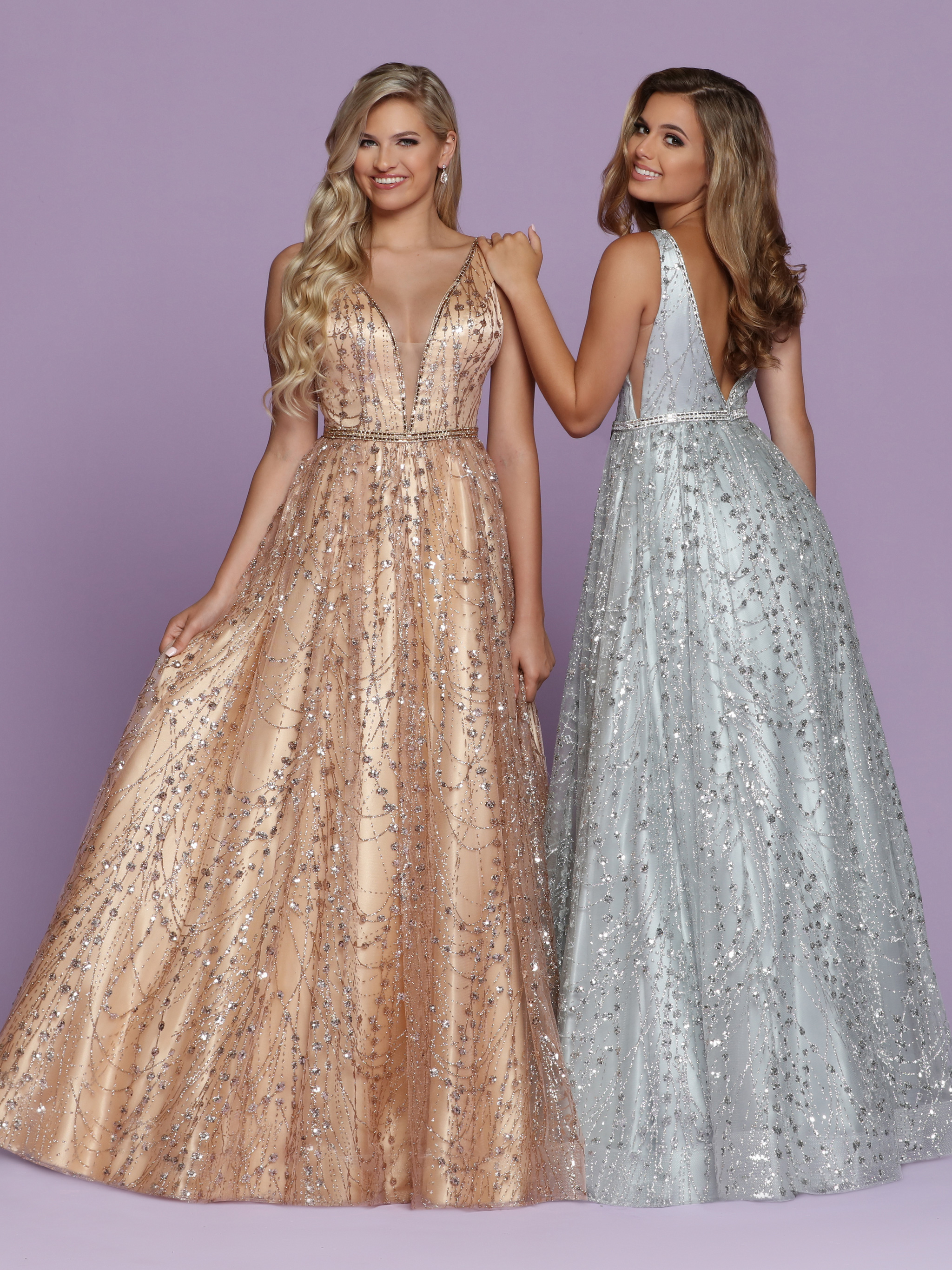 Glitter Tulle Prom & Homecoming Dresses for 2020 – Sparkle Prom