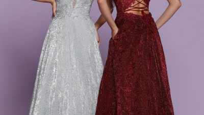 Holiday Party Dresses & Winter Evening Gowns – Sparkle Prom
