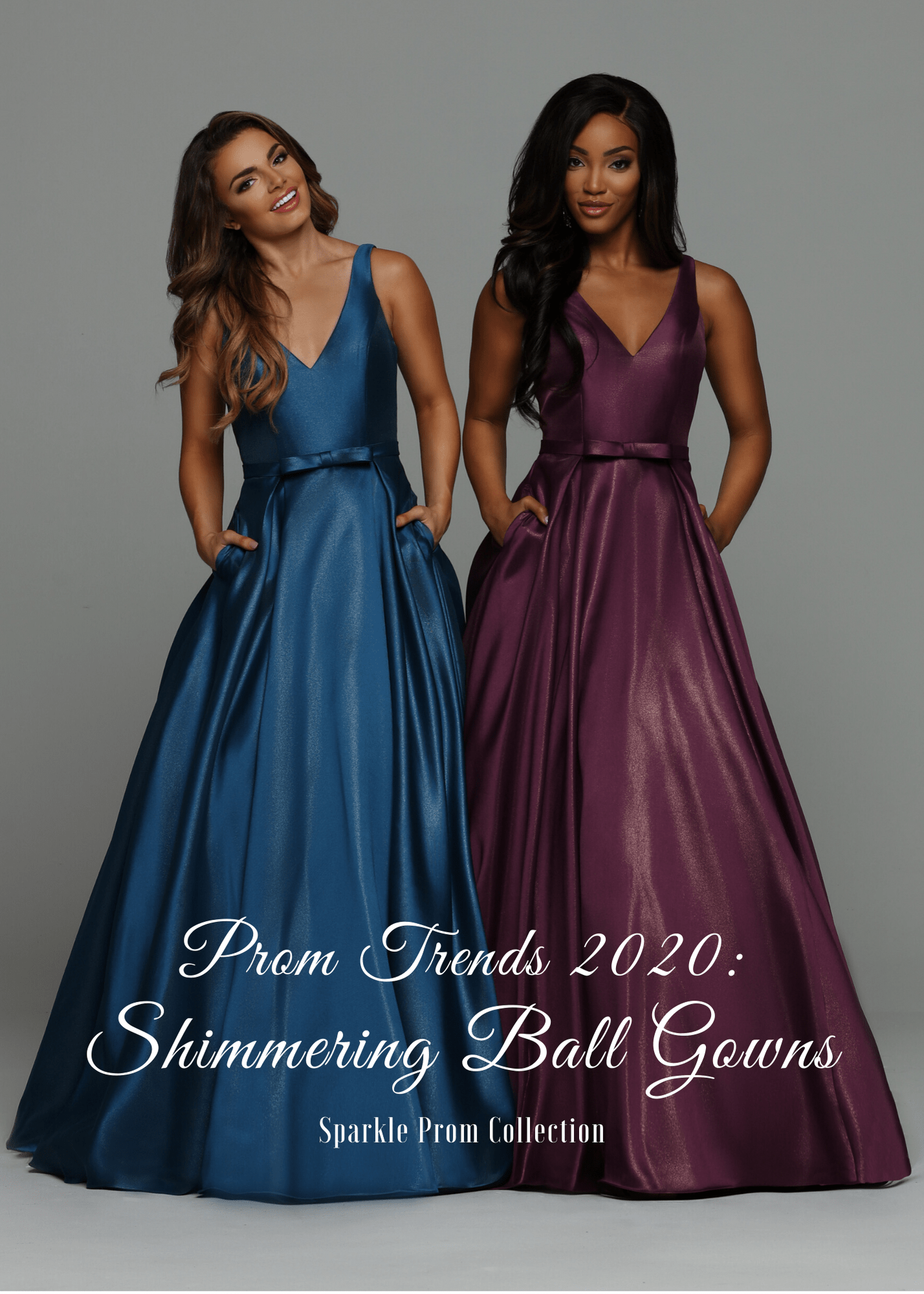 Shimmering Ball Gowns for Prom & Homecoming 2020 – Sparkle Prom