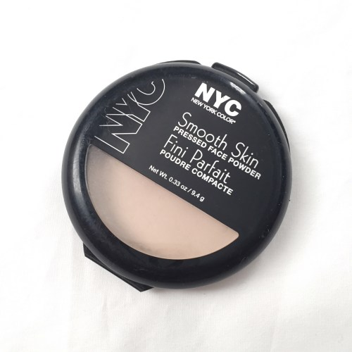 NYC Smooth Skin Pressed Powder