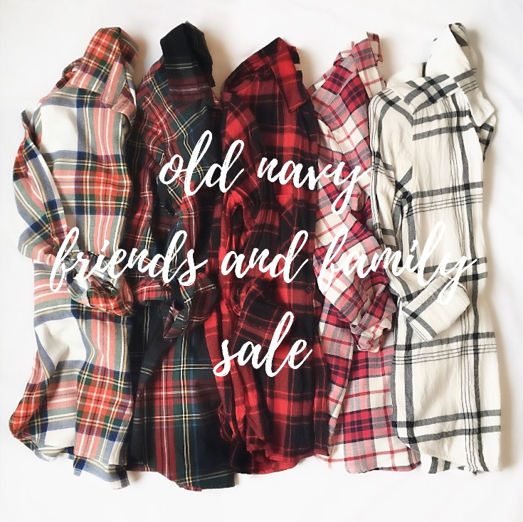 Old Navy Sales This Weekend: Old Navy Friends And Family Sale 2017