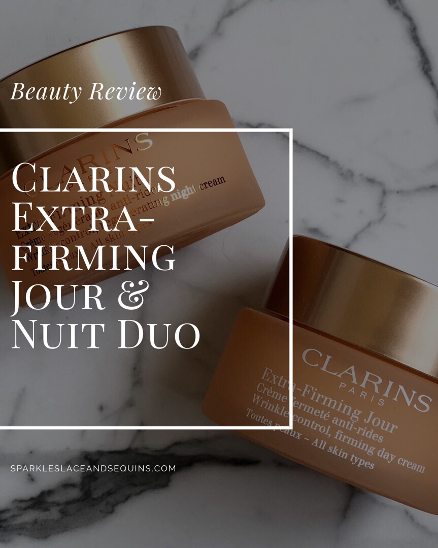 Beauty Review Clarins Extra Firming Jour Nuit Duo Day Cream 15ml Night April 14 2018 I Recently Had The Opportunity To Try Two Skincare Potions From Canada And Let
