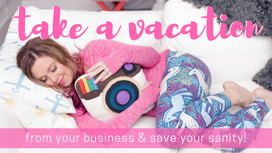 immerse workshops how to take a vacation from your business