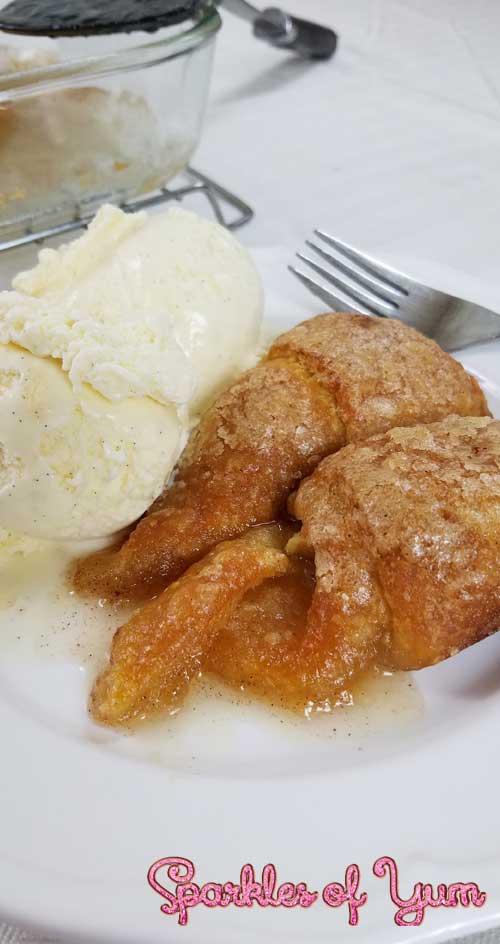 Apple Dumplings – Small Batch