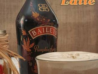 BPSL with homemade Cinnamon Sugar Whipped Cream just made Celebrating Pumpkin Spice Season even better! Thank you Bailey's we're turning Saturday morning into a party.