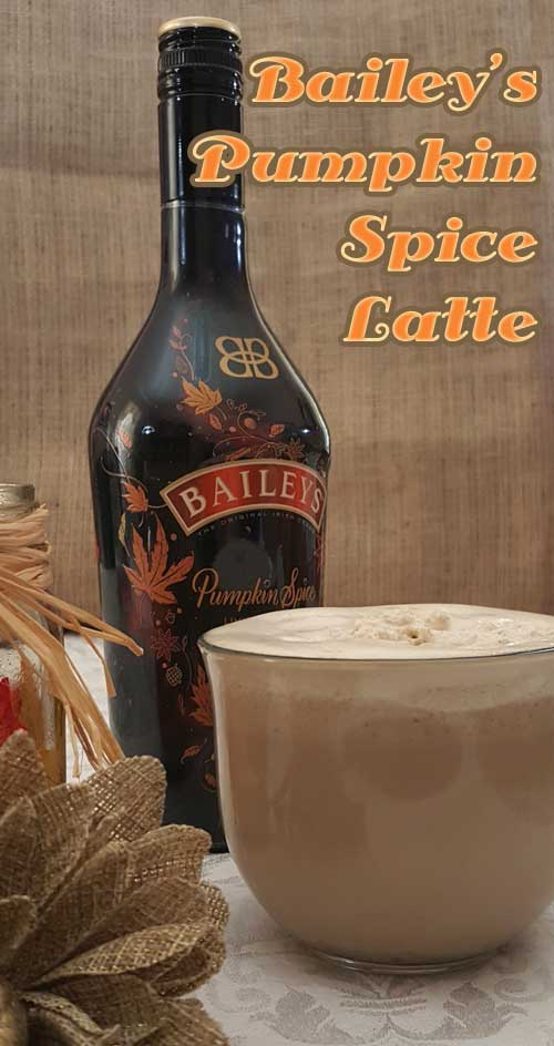 Bailey\'s Pumpkin Spice Latte - BPSL with homemade Cinnamon Sugar Whipped Cream just made Celebrating Pumpkin Spice Season even better! Thank you Bailey\'s we\'re turning Saturday morning into a party. #pumpkinspice #psl #latte #baileys