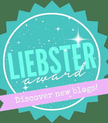 Liebster Award Nomination 2017
