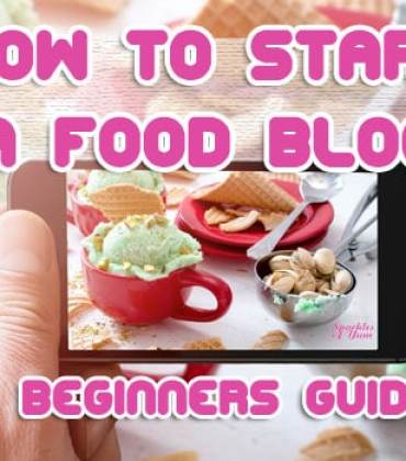 How To Start A Food Blog: A Beginner's Guide