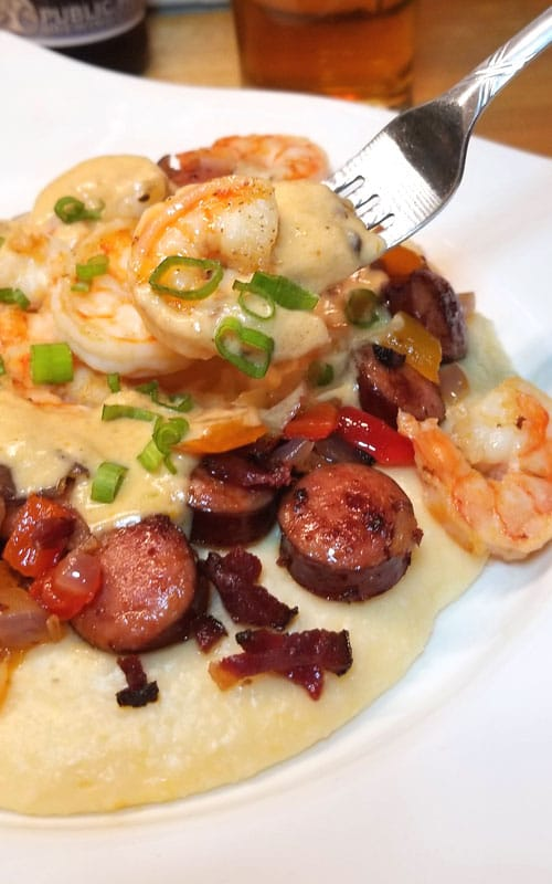 Shrimp and Grits