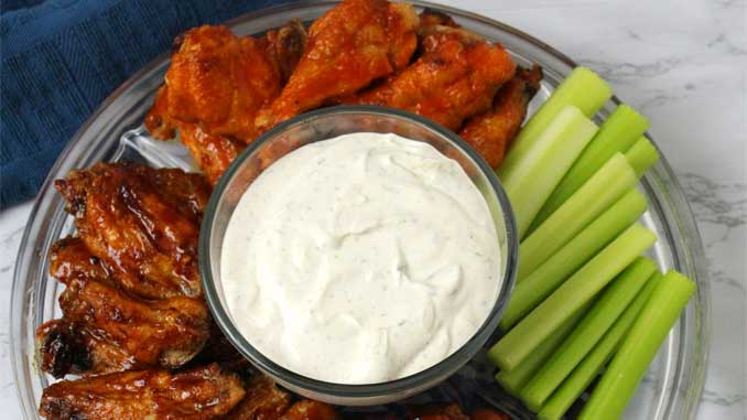While there is nothing wrong with traditional Buffalo wings, this recipe for Crispy Baked Wings 3 Ways will take your wing game to the next level!