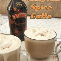Bailey's Pumpkin Spice Latte