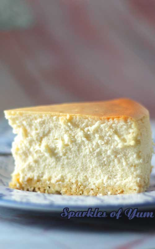 This recipe for New York cheesecake is the magic formula used by Junior's bakery in NYC since the 1950's to make their world famous cheesecake!