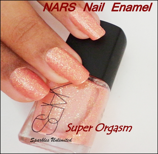 NARS Super Orgasm Nail Enamel: Going all the way Peach this Summer ...