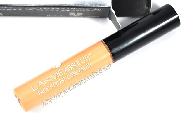 Lakme Absolute Face Stylist Concealer HONEY, Lakme Absolute Face Stylist Concealer HONEY Review, Lakme Absolute Face Stylist Concealer HONEY Swatches,Lakme Absolute Face Stylist Concealer ,Lakme Absolute Face Stylist Concealer Review,Lakme Absolute Face Stylist Concealer Swatches, Lakme Absolute Face Stylist Range India,Lakme Absolute Face Stylist , Lakme India