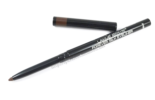 Lakme Absolute Forever Silk Eyeliner EARTH LINE: Review