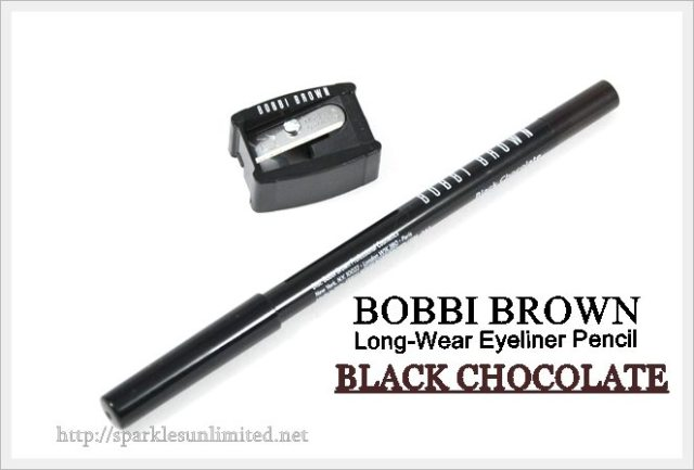Bobbi Brown Long-Wear Eye Pencil BLACK CHOCOLATE,Bobbi Brown Long-Wear Eye Pencil BLACK CHOCOLATE Review,Bobbi Brown Long-Wear Eye Pencil BLACK CHOCOLATE Swatches,Bobbi Brown Long-Wear Eye Pencil , Bobbi Brown Long-Wear Eye Pencil Review,Bobbi Brown Long-Wear Eye Pencil Swatches, Bobbi Brown, Bobbi Brown Cosmetics