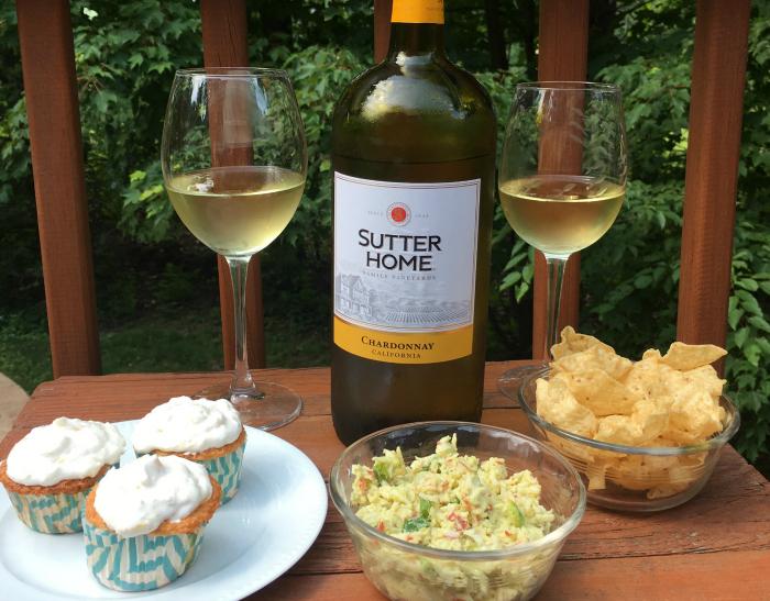 A Savory and Sweet Chardonnay Food Pairing