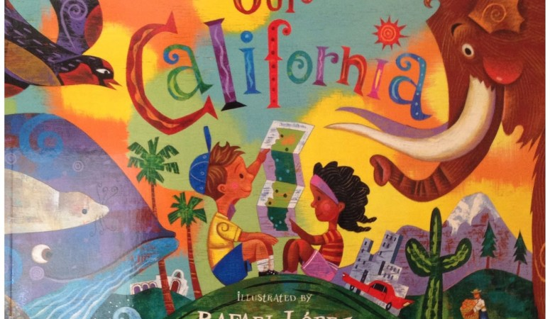 Picture Book Travels: Our California