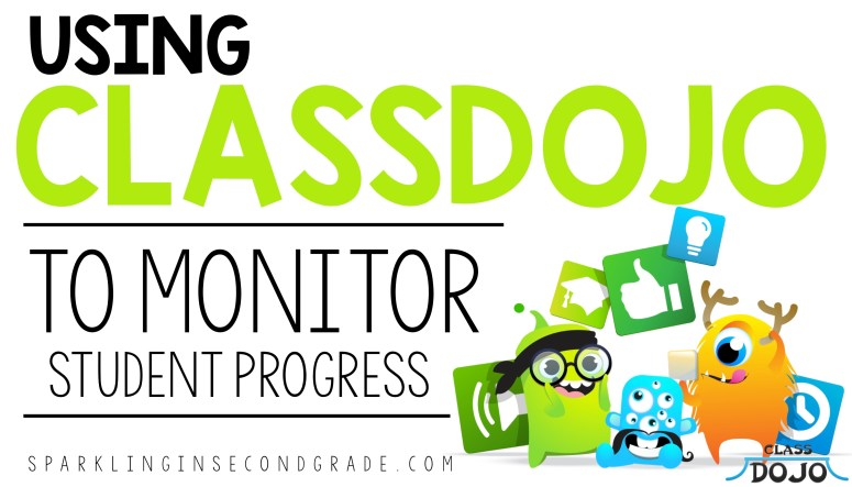 ClassDojo is not only a great tool to communicate behavior and help with classroom management, but it can also be used to share student progress!