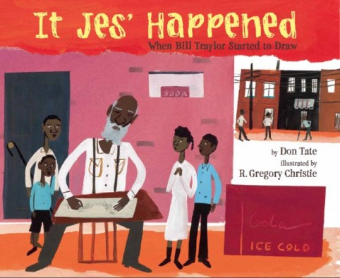 Celebrating Black History? Here are over 30 picture book titles celebrating the accomplishments of African Americans (Bill Traylor).