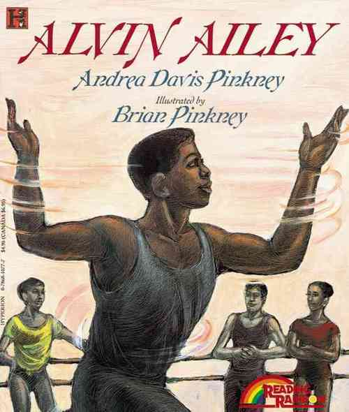 Celebrating Black History? Here are over 30 picture book titles celebrating the accomplishments of African Americans (Alvin Ailey).