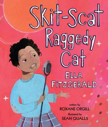 Celebrating Black History? Here are over 30 picture book titles celebrating the accomplishments of African Americans (Ella Fitzgerald).
