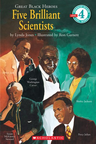 Celebrating Black History? Here are over 30 picture book titles celebrating the accomplishments of African Americans (Shirley Jackson, Susan McKinney Steward, Percy Julian, George Washington Carver, Ernest Just).