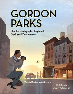 Celebrating Black History? Here are over 30 picture book titles celebrating the accomplishments of African Americans (Gordon Parks).