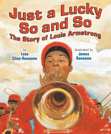 Celebrating Black History? Here are over 30 picture book titles celebrating the accomplishments of African Americans (Louis Armstrong).