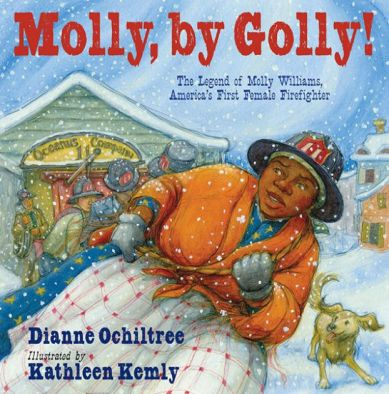 Celebrating Black History? Here are over 30 picture book titles celebrating the accomplishments of African Americans (Molly Williams).